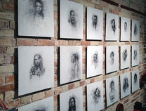 Photo of 100 Drawn Portraits in a Year: An Exploration of Identity