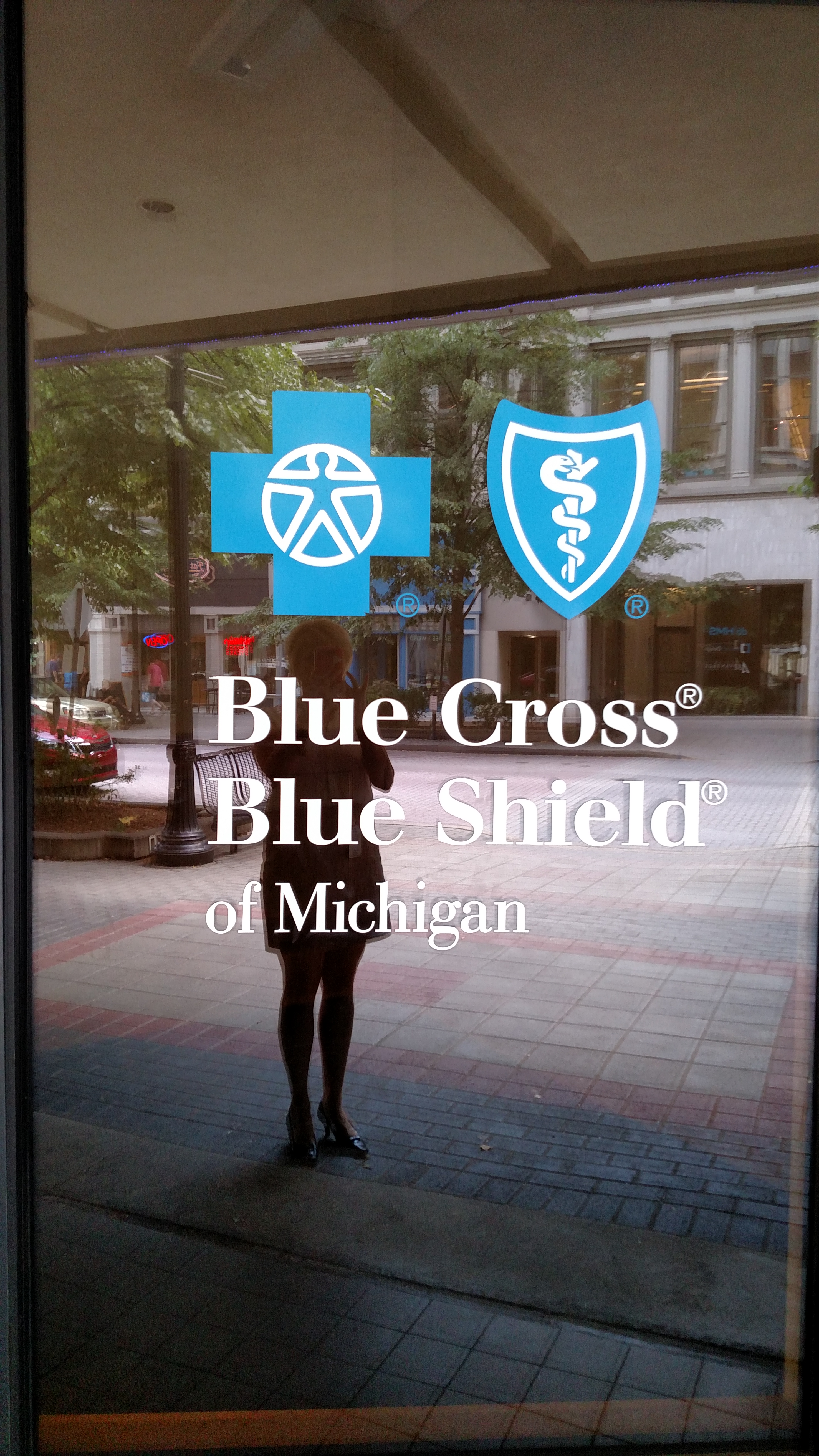 A photo of Blue Cross Blue Shield of Michigan